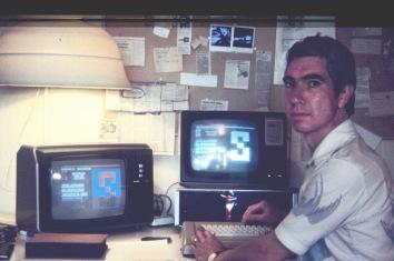 000 1980 A Men at work Viditel-1 augustus 1980