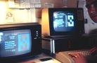 000 1980 Men at work Viditel-2 digital pioneer